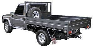 Duratray Welded Steel Ute Tray